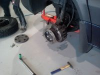Sprinter Reifenumrüstung