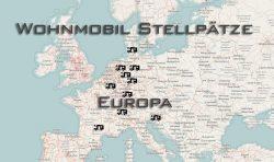 Karte Europa