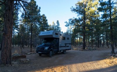 Boondocking Grand Canyon