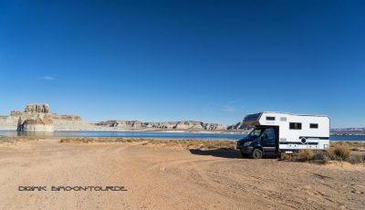 Lake Powell Dispearsed