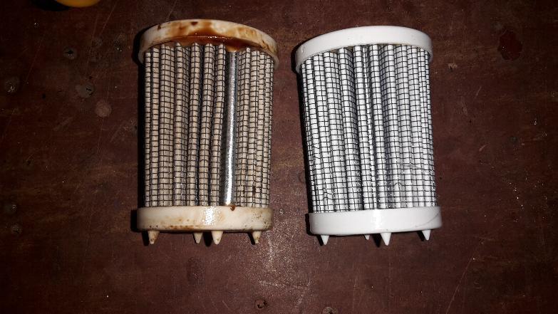 Bild Gasfilter-LPG