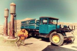 LKW Tankstelle
