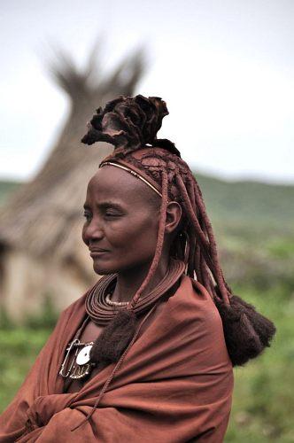 Stolze Himba