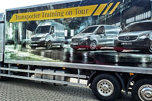 Mercedes-Training