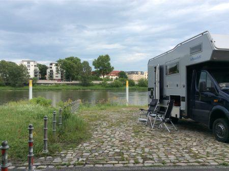 Stellplatz Magdeburg