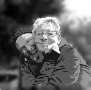 Ulrike und Michael Scharrer
