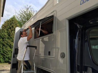 Vanglas echtglas fenster leben und reisen im wohnmobil for Fenster wohnmobil