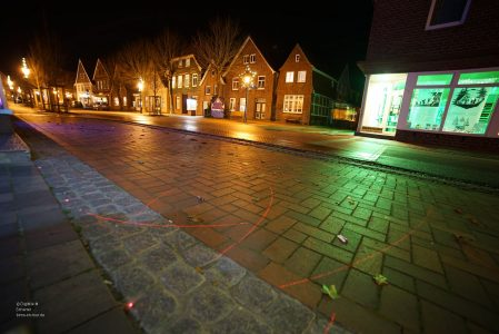 Otterndorf by Night