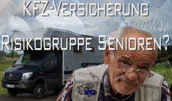 KFZ-Versicherung Risiko Senioren