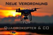 Drohne- Quadrokopter
