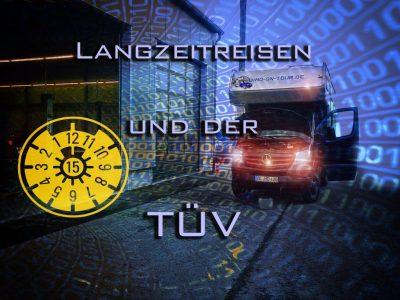 Wohnmobil TÜV
