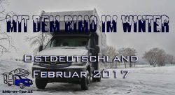 Reisebericht Ostdeutschland