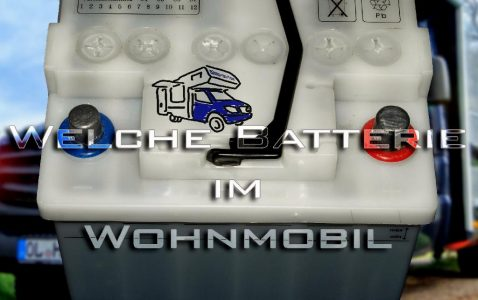 Batterie Wohnmobil