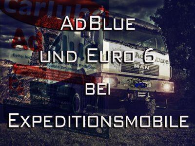 AdBlue-Expeditionsmobile