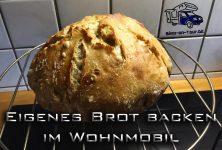 Brot backen im Wohnmobil