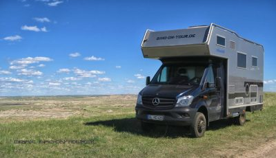 Badlands-Boondocking