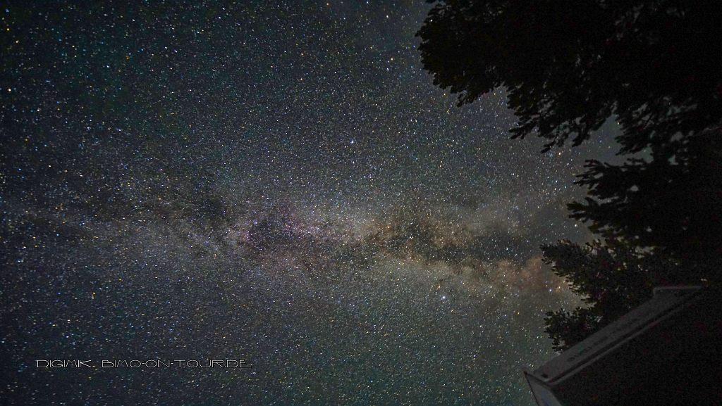 Bighorn-Sternenhimmel