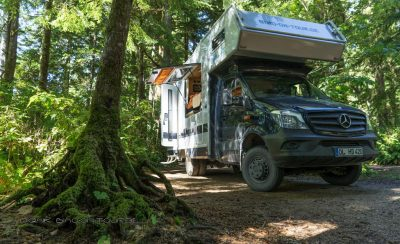 Rialto Beach Campground
