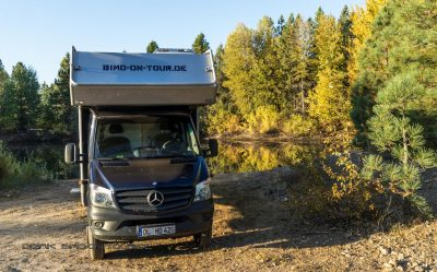 Chester Boondocking