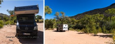 Kolob Boondocking