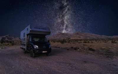Mojave Boondocking