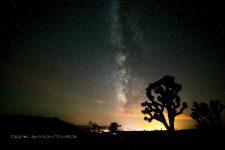 Nachthimmel Mojave