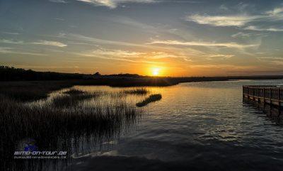 Carlucci Sonnenuntergang