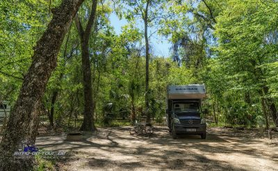 Manatee Springs Campground