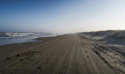 Padre Island Beachhighway