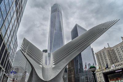 Occulus WTC