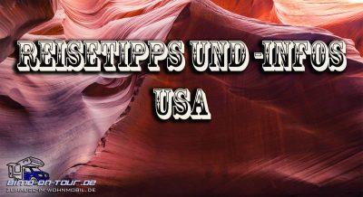 Reisetipps USA Kanada