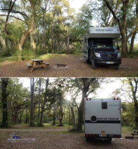 Santee River Campground