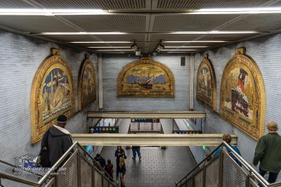 Subway Eingang