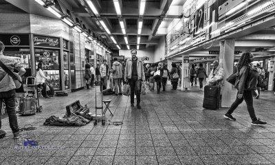 U-Bahn Hektik