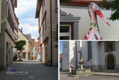 Storchenstadt Munderkingen