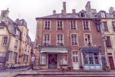 Bayeux-Altstadt