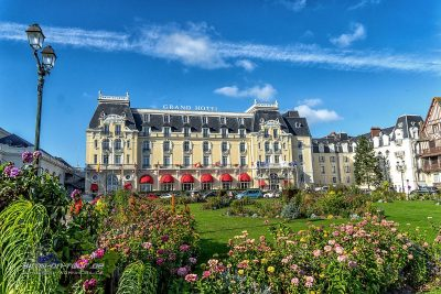 Cabourg-Grand Hotel