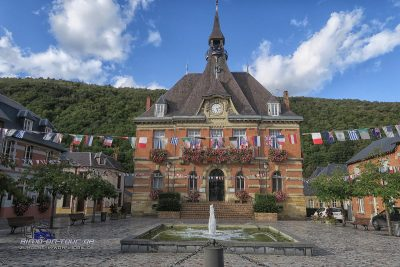 Haybes-Hotel de Ville