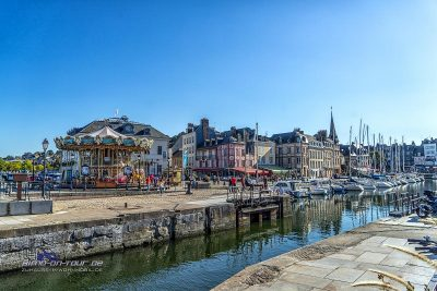 Honfleur Hafen
