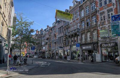 Namur Innenstadt