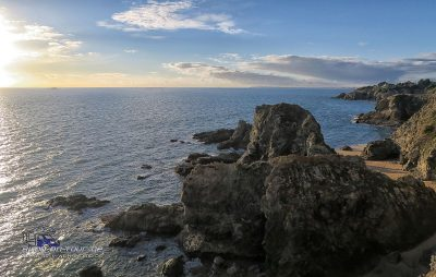 Küste bei Batz