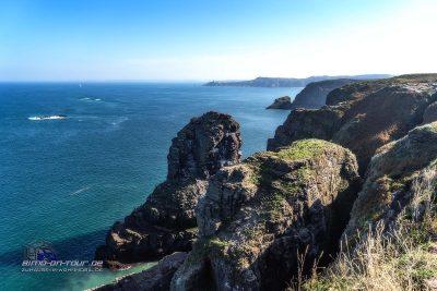 Cap Frehel-Steilküste