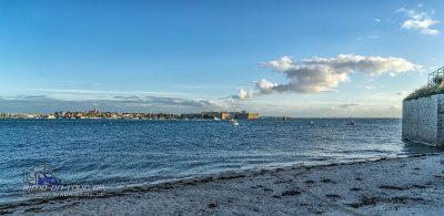 Lorient-Hafeneinfahrt