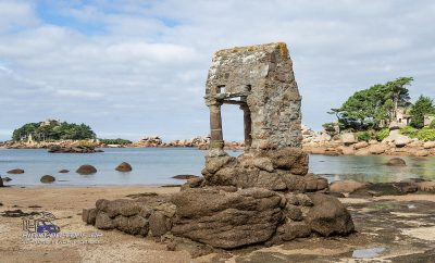 Ploumanac`h-Wasserkapelle