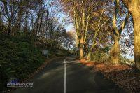 Bergstrasse bei Hondaribbia