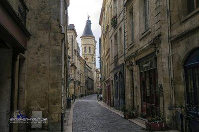 Bordeaux-Seitengasse