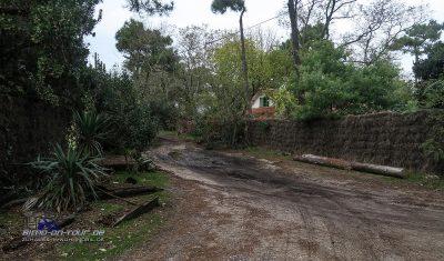 Zufahrten in Le Cap-Ferret