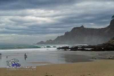 Playa de San Pedru la Ribera