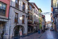 Ribadesella Altstadt