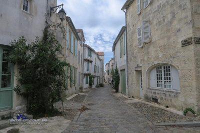 Saint-Martin-de-Ré-Gasse